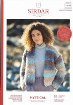 Sirdar Mystical Knitting Patterns